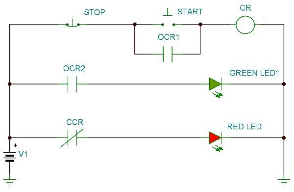 Ladder Simulator Schematic House Wiring Diagram Symbols \\u2022 Ladder Schematic Drawings Ladder Logic Symbols Schematic