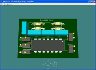 PCB Design with TINA