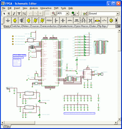 pcb design with tina rh tina com schematic diagram to pcb design